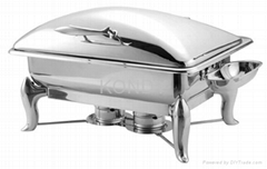 Inductiong Classic Chafing dishes