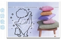 PVC Wall sticker & Washing