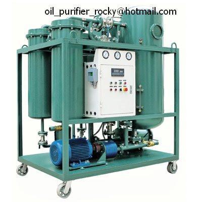 TY Vacuum Turbine Oil Purifier Filtration Purification 1