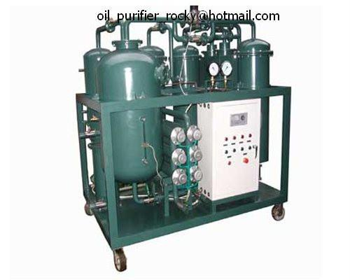 TY Vacuum Turbine Oil Purifier Filtration Purification 3