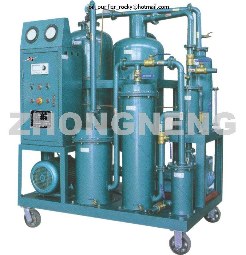 Insulating Oil Filtration/Dielectric Transformer Oil Dehydration 3