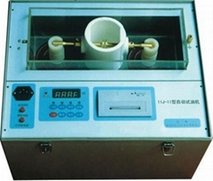Insulating Dielectric Transformer Oil Tester
