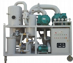 Transformer Oil Purification Insulating Oil Purifier