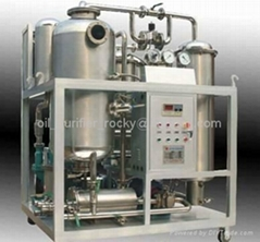 Fire Resistant Hydraulic Fluids Filter Machine