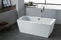 acrylic bathtub SA-015