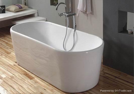 acrylic bathtub SA-012 1