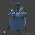 不锈钢自动搅拌涂料压力桶