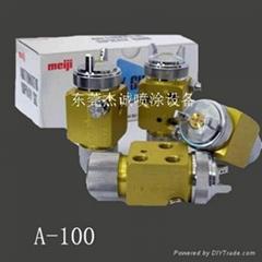 明治吸塑機自動噴槍A-100