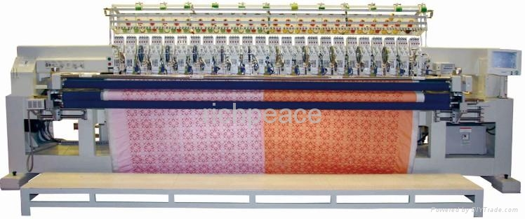 Computerized Quilting embroidery Machine 2