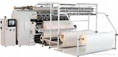 Computer Multi-needle Chain-stitch quilting machine