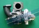 Turbocharger for Mitsubishi TF035