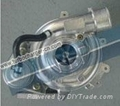 turbocharger for TOYOTA  CT16