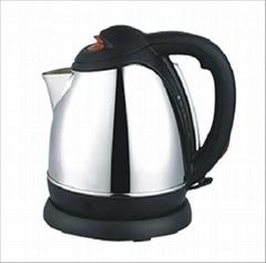 1.7L stainless steel cordless kettle JLS-170C