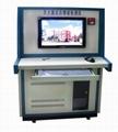 Fire extinguisher pressure test and blasting machine(MTB-16) 1