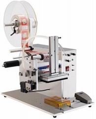 Half-automatic plane labeling machines