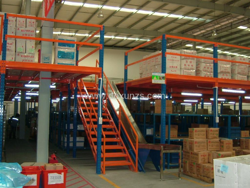 mezzanine floor dx 004 dexun china manufacturer
