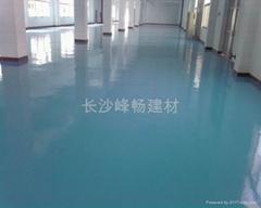 湖南長沙水性環氧塗層地坪