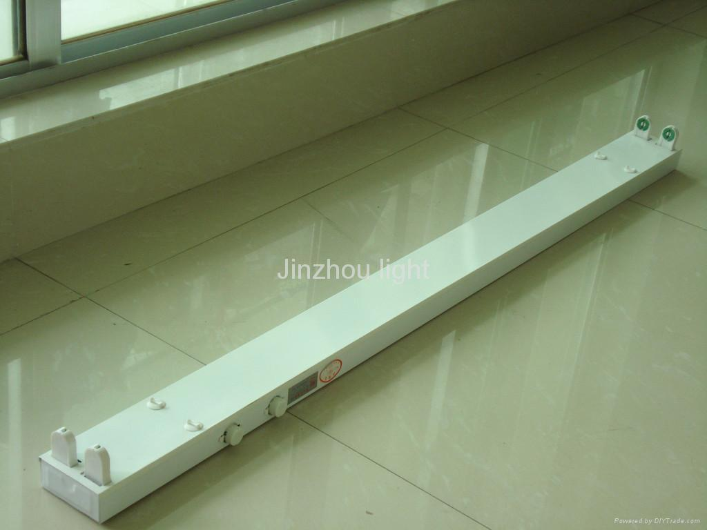 T8 batten fluorescent light fixture - YG1-2 - PUZHAO (China ...