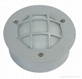 LED wall recessed lamps 5