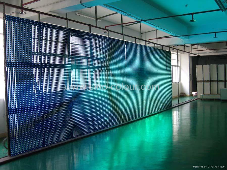 Ph40 Led Curtain Full Colour Backgroun Display Screen