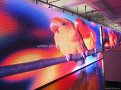 P10 indoor 3 in 1 SMD Full-Colour China led panel