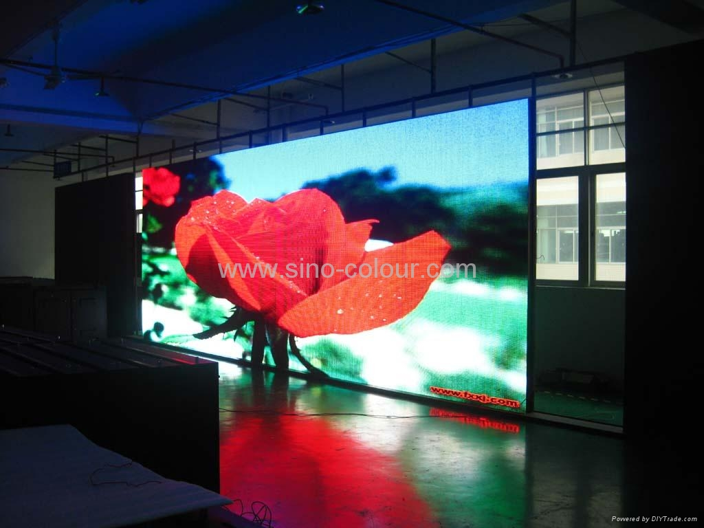 P10 Outdoor LED Advertising Vedio Wall 2