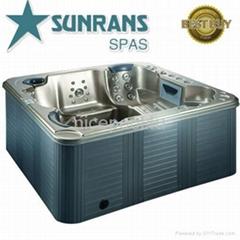 new design outdoor spa hot tub SR808