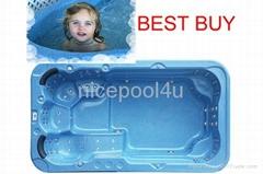 3.85 meters luxury  swimming pool,swim spa  SR 821