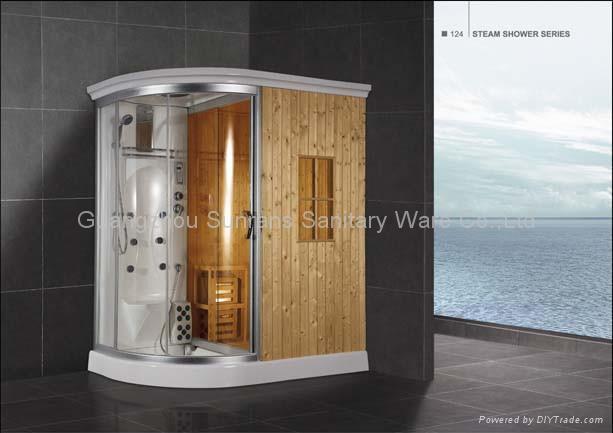 hot steam shower room SR 612 - SUNRANS (China Manufacturer) - Shower ...