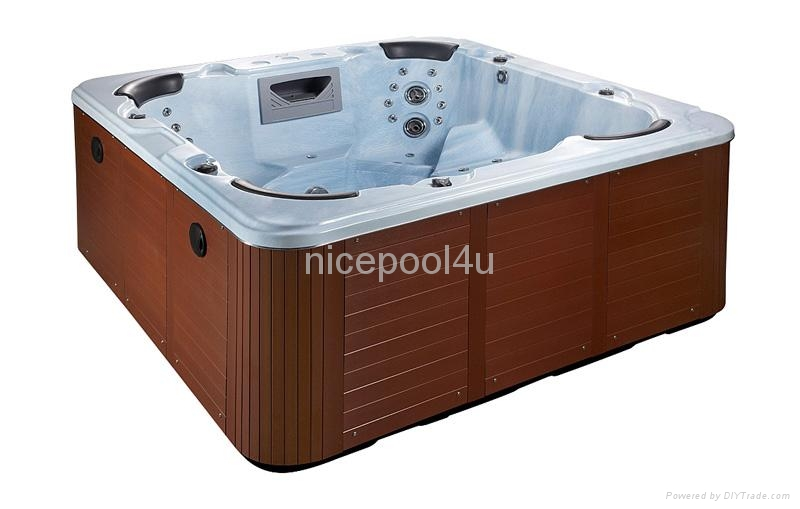 Best seller spa hot tub jacuzzi whirlpool sr812 sr 812 sunrans china manufacturer products - Whirlpool outdoor jacuzzi ...