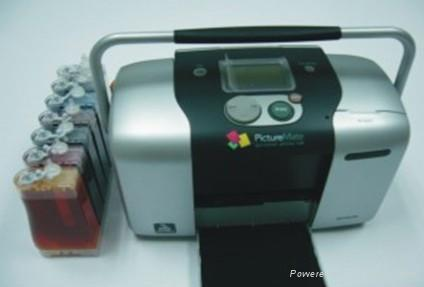 Ciss For Epson Picturemate 500260310100 T557 Fullcolor China