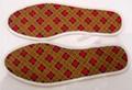 手工十字鞋垫花样图案