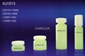 HJ1015 glass cream and lotion jar / bottle 1