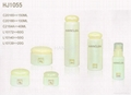 HJ1052glass cream and lotion jar / bottle 3