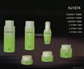 HJ1052glass cream and lotion jar / bottle 5