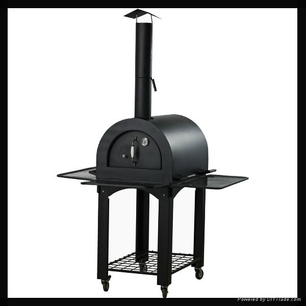 outdoor wood fired pizza oven - HP-001 - JTL (China Manufacturer ...