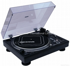 JBSYSTEMS Turntable Q3-USB