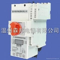 KB0控制與保護開關電器KB012