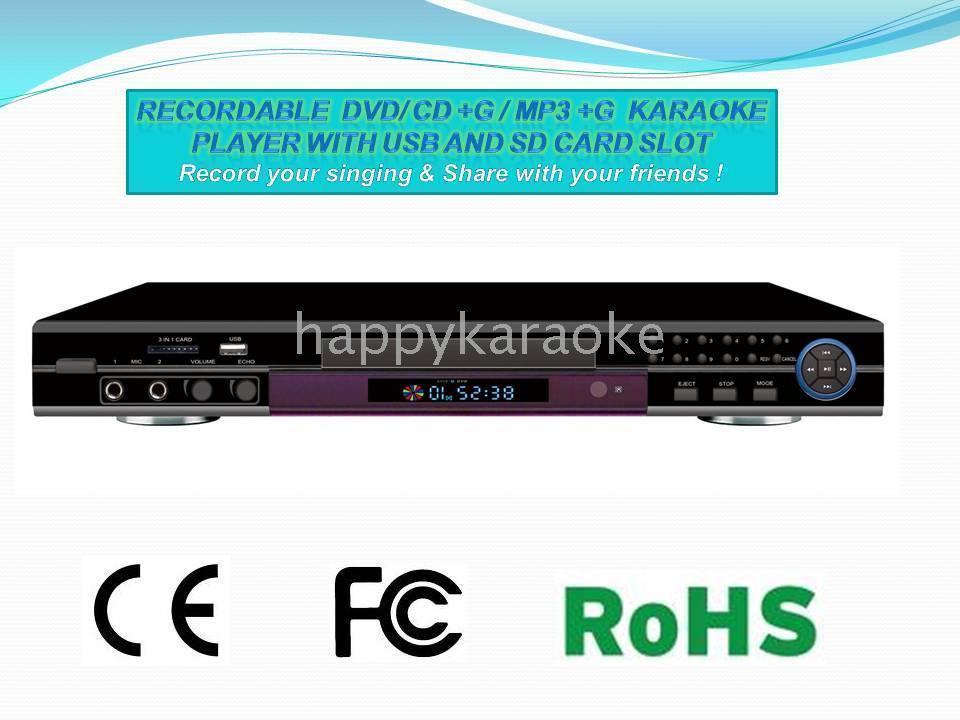 mp3g karaoke player 1