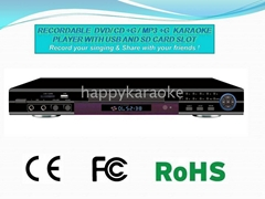 mp3g karaoke player