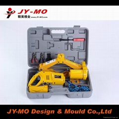 Car electric jack with wrench kit , Electric tools
