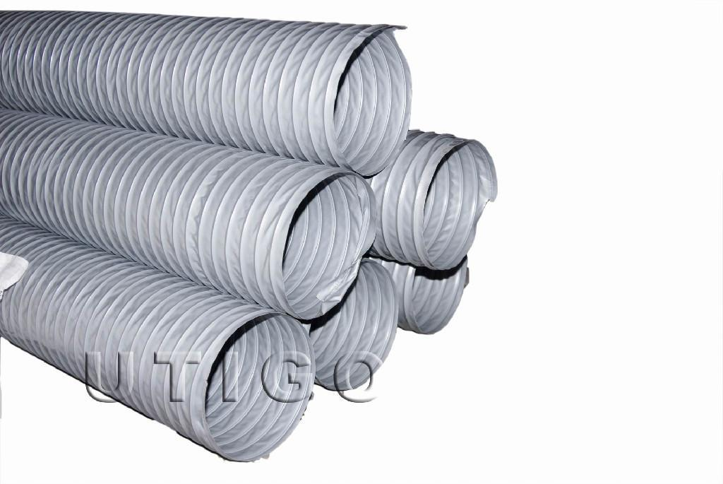 Flexible Duct Hose : Pvc duct hose flexible ducting b utigo china