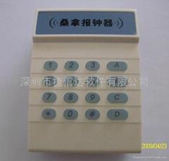中文語音報鐘器
