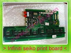 infiniti printhead board