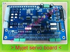 Myjet servo board