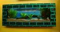 Sell wall aquarium and fish tank PA3