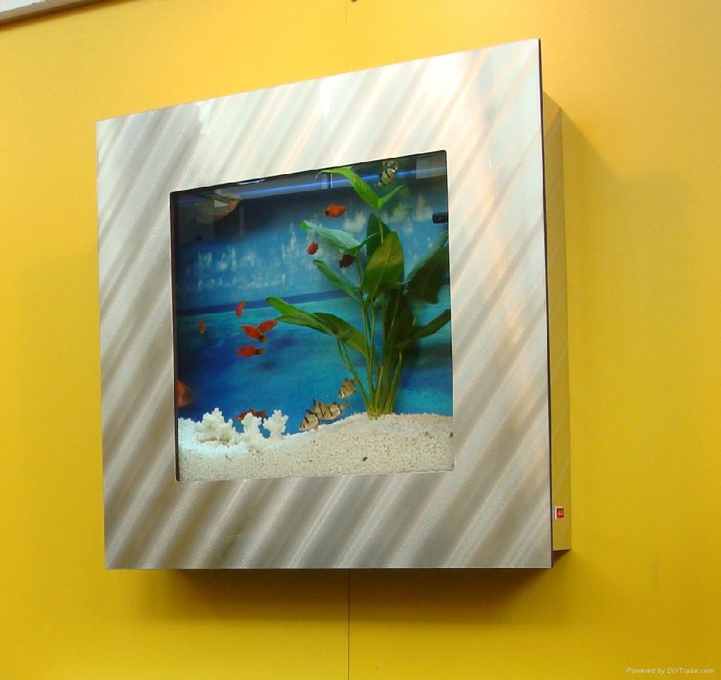Aquarium fish tank china - Sell Wall Aquarium And Fish Tank Sqs 1
