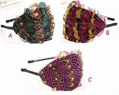 Fashion feather