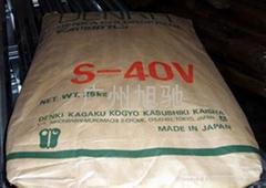 日本電氣化學CR氯丁橡膠(S-40V)