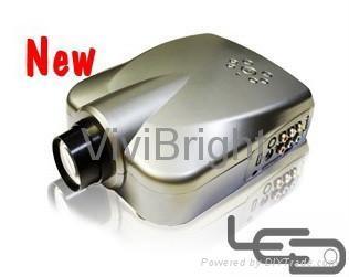 維亮特迷你便攜式LED投影機,V32HD帶HDMI端口 1